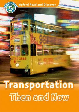TRANSPORTATION WITH AUDIO CD (READ AND DISCOVER 5)