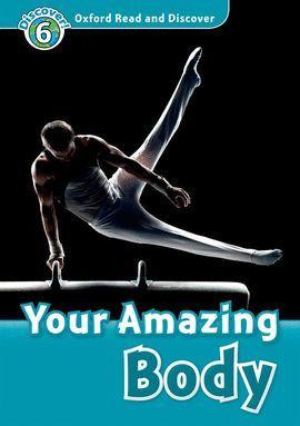 YOUR AMAZING BODY (AUDIO PK) DOLPHIN READERS-6
