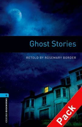 GHOST STORIES + AUDIO CD (BOOKWORMS-5)