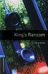 KING 'S RANSOM + AUDIO CD