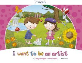 I WANT TO BE AN ARTIST STORYBOOK (PACK)