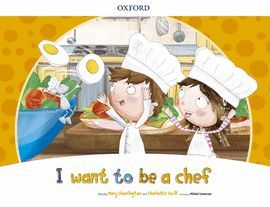 I WANT TO BE A CHEF STORYBOOK PACK