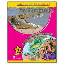 REAL MONSTERS - MACMILLAN CHILDREN'S READERS LEVEL 3