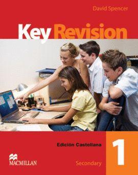 KEY REVISION 1 ESO ( PACK CASTELLANO )