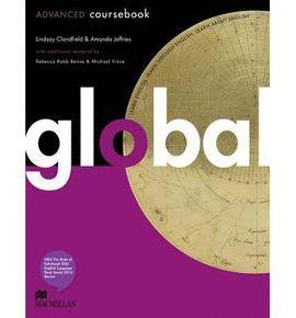 GLOBAL ADVANCED STUDENT 'S BOOK