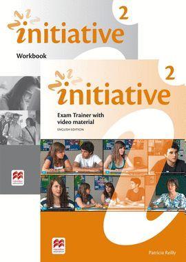 INITIATIVE 2 WORBOOK BATXILLERAT (PACK) ENGLISH EDITION
