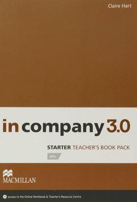 IN COMPANY 3.0 STARTER TEACHER'S BOOK