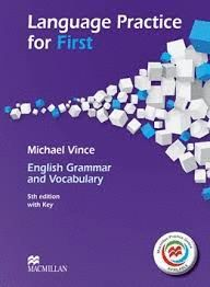 LANGUAGE PRACTICE FOR FIRST STUDENTS + KEY ONLINE (5 ED.)