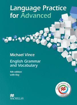 LANGUAGE PRACTICE FOR ADVANCED + KEY PRACTICE ONLINE