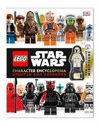 LEGO STAR WARS - ENCICLOPEDIA DE PERSONAJES ( ACTUALIZADA Y AMPLIADA )