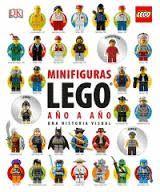 MINIFIGURAS LEGO AÑO A AÑO - UNA HISTÓRIA VISUAL