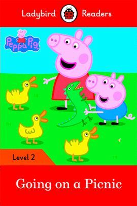 PEPPA PIG: GOING ON A PICNIC (LADYBIRD READERS LEVEL 2)