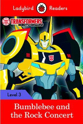 TRANSFORMERS: BUMBLEBEE AND THE ROCK CONCERT (LB) LEVEL 3