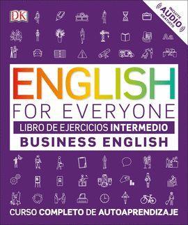 EFE BUSINESS ENGLISH - NIVEL INTERMEDIO - LIBRO DE EJERCICIOS