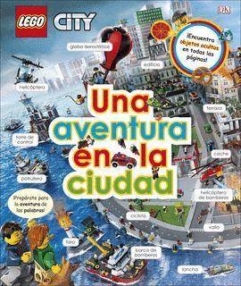 LEGO CITY UNA AVENTURA EN LA CIUDAD