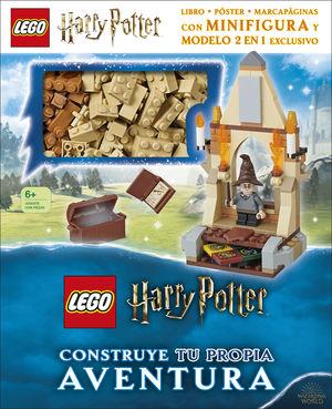 LEGO HARRY POTTER - CONSTRUYE TU PROPIA AVENTURA