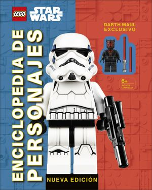LEGO STAR WARS - ENCICLOPEDIA DE PERSONAJES