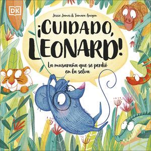 CUIDADO, LEONARD!