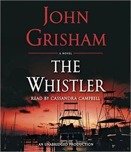 WHISTLER, THE (AUDIO CD – AUDIOBOOK, CD)