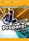 PREPARE! STUDENT 'S BOOK LEVEL 1