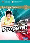 PREPARE! STUDENT 'S BOOK LEVEL 3