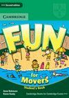FUN FOR MOVERS (SECOND EDITION) STUDENT 'S BOOK