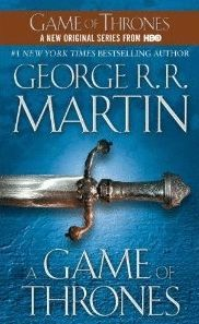 A GAME OF THRONES  ( PAPERBACK )  AMERICAN VERSION -