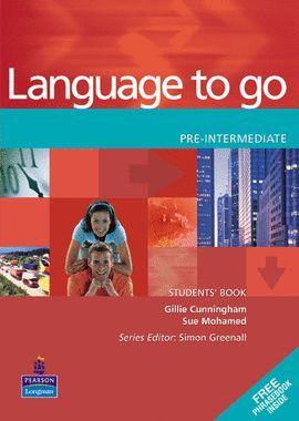 LANGUAGE TO GO PRE-INTERMEDIATE STUDENT'S BOOK