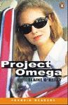PROJECT OMEGA (PENGUIN READERS-LEVEL 2)