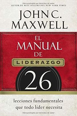 MANUAL DE LIDERAZGO, EL