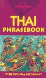 THAI. PHRASEBOOK WITH TWO-WAY DICTIONARY