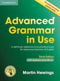 ADVANCED GRAMMAR IN USE WITH ANSWERS AND EBOOK