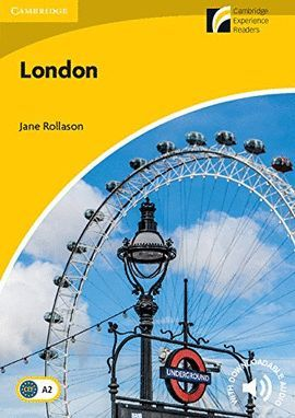 LONDON + DOWNLOADABLE AUDIO