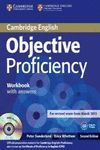 OBJECTIVE PROFICIENCY - WORKBOOK WITH ANSWERS