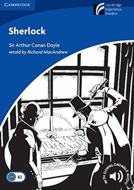 SHERLOCK + DOWNLOADABLE AUDIO