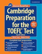 CAMBRIDGE PREPARATION FOR THE TOEFL TEST -BOOK WITH ONLINE PRACTICE TEST-