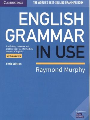 ENGLISH GRAMMAR IN USE + WITH ANSWERS