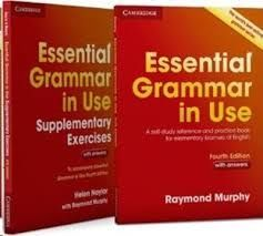 PACK ESSENTIAL GRAMMAR IN USE (WITH ANSWERS) + SUPPLEMENTARY EXERCICES (WITH ANSWERS)