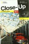CLOSE UP UPPER INTERMEDIATE B1 PLUS ALUMNO + DVD