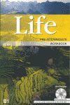 LIFE - WORKBOOK / PRE-INTERMEDIATE B1 ( WITH AUDIO CDS )
