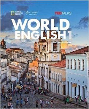 WORLD ENGLISH 1 A COMBO+CD-ROM (2 ED.)