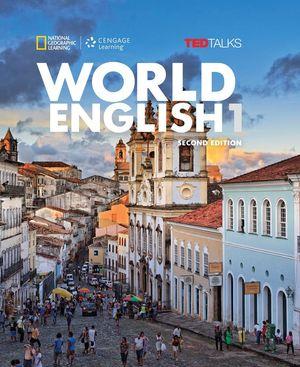 WORLD ENGLISH 1 B COMBO+CD-ROM 2ª