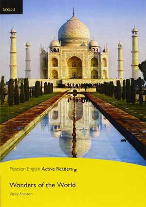 WONDERS OF WORLD. ACTIVE READERS LEVEL 2
