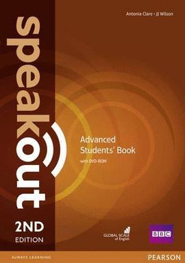 SPEAKOUT ADVANCED STUDENT'S BOOK (2ND EDITION)