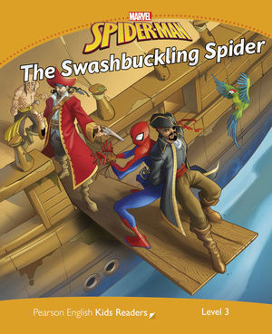 THE SWASHBUCKLING SPIDER