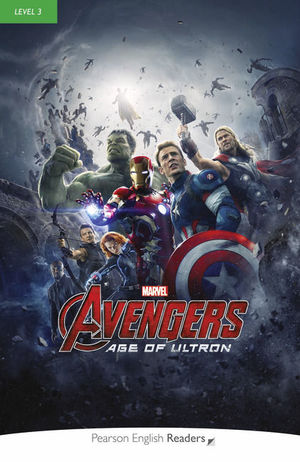 MARVEL'S THE AVENGERS: AGE OF ULTRON BOOK & MP3 PACK
