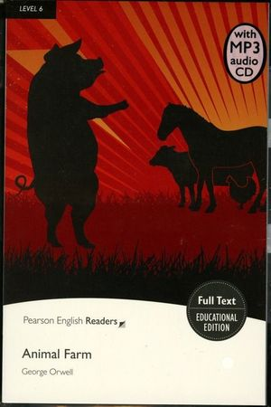 ANIMAL FARM  ( WITH MP3 AUDIO CD )