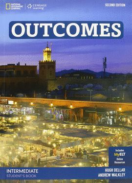 OUTCOMES. INTERMEDIATE. STUDENT'S BOOK (+ ACCESS CODE+ CLASS DVD)