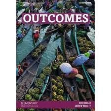 OUTCOMES ELEMENTARY. STUDENT'S BOOK