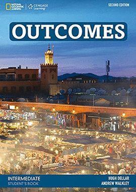 OUTCOMES INTERMEDIATE. WORKBOOK (SECOND EDITION)